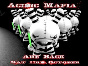 Acidic Mafiaflat